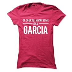 Nice T-shirts  Team Garcia - Limited Edition at (3Tshirts)  Design Description: If youre a Garcia then this shirt is for you! Whether you were born into it, or were lucky enough to marry in, show your pride by getting this limited edition shirt today. ... -  #shirts - http://tshirttshirttshirts.com/automotive/best-price-team-garcia-limited-edition-at-3tshirts.html
