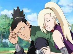 9 Shikamaru and Ino