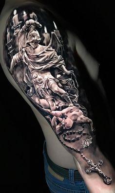 75 Fotos de tatuagens masculinas no braço - TopTatuagens