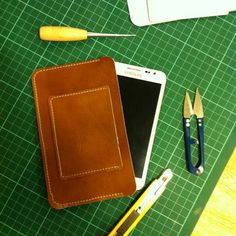 Leather case 4 my Galaxy note