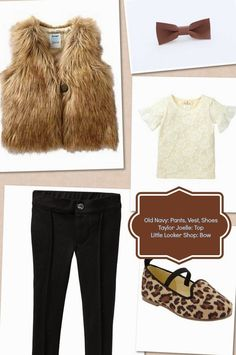 Taylor Joelle Designs: Toddler Girl Style Guide - Fall Look