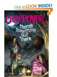 There's Something Out There (You're Invited to a Creepover) by P.J. Night. $5.84. Publisher: Simon Spotlight; Original edition (December 27, 2011). Series - You're Invited to a Creepover (Book 5). Author: P.J. Night