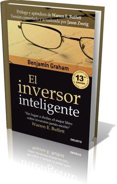 LIBRO EBOOK GRATIS EN PDF DE 'EL INVERSOR INTELIGENTE' por Benjamín Graham.