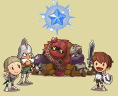 Fantasy Life Nintendo 3DS exclusive concept art (6)