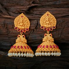 Kushal Earrings www.shopzters.com