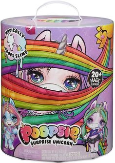 Poopsie Surprise Unicorn - Pink or Rainbow Birthday Party Supplies Rainbow Slime, Rainbow Unicorn, Toys For Girls, Kids Toys, Baby Toys, Baby Girls, Magic Slime, Unicorn Surprise, Surprise Surprise