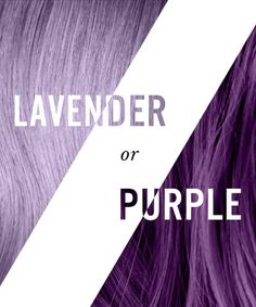 for pale skin and green eyes: pale purple (lavender)