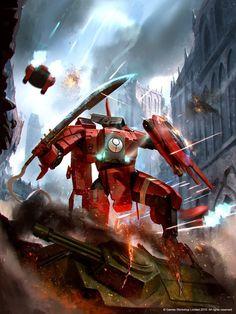 New post on ask-jaghatai-khan Warhammer 40k Art, Warhammer 40k Miniatures, Warhammer Fantasy, Tau Battlesuit, Empire Tau, Heavy Metal, Sword Poses, 40k Armies, Far Future