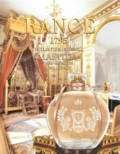 Rance 1795 Laetitia Millesime-Collection Imperial, love all Rance perfumes