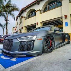 Audi R8 #audi #r8 #audir8 Luxury Hybrid Cars, Best Hybrid Cars, Luxury Cars, Fast Sports Cars, Exotic Sports Cars, Sport Cars, Exotic Cars, Audi Cars, Audi Suv