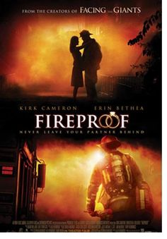 "#video movie Fireproof: ""I think everyone who is in a relationship should see this movie.  Very good message."""