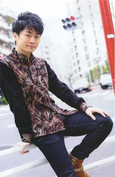 """hosoyaan: """"Fukuyama Jun - Voice Newtype No. 55 **Please do not repost any of my scans without linking back to my post** """" Jun Fukuyama, Voice Actor, The Voice, Jun Jun, Actresses, Actors, Holy Family, Singers, Peace"""