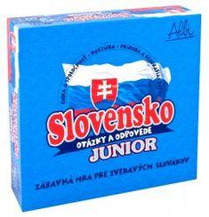 Albi Slovensko Junior I Love Games