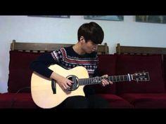 (Coldplay) Viva La Vida - Sungha Jung - YouTube