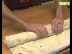 Patatesli rulo börek nasıl yapılır & Kolay Yemek Tarifleri - YouTube