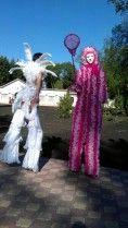 Зажигательный сет от Маши Малиновской, крысиные бега, частичка канадского Цирка Дю Солей и многое другое на FASHION & BEAUTY DAY- 2014