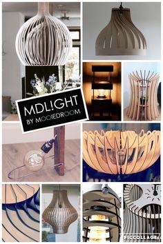 Inspiratie van MDL!GHT - alle lampen zijn verkrijgbaar via www.mdlight.nl