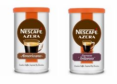 Nescafe, Package Design, Packaging, Creative, Dessert, Creative Food, Drink, Food, Packaging Design