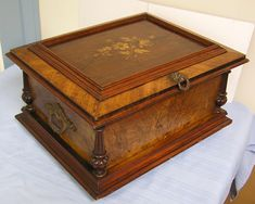 image antique music boxes - Google Search