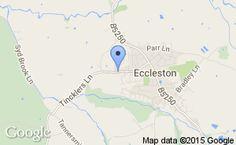 Location of Eccleston Cricket Club Cricketer