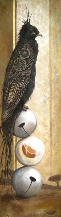 Sophie Wilkins ~ Magic Realism painter
