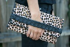#leopard #leather bag by #eleannakatsira soon available in www.fashionnoiz.com #fashionnoiz #bag #style #winter2014 #autumn #eshop