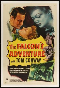The Falcon's Adventure (1946) Tom Conway