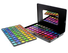 120 Color Eyeshadow Palette 1st Edition/// i love bh cosmetics eyeshadows, they are so pigmented and a great price