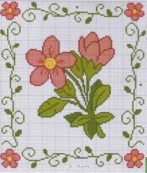 This Pin was discovered by Lin Cross Stitch Borders, Cross Stitch Flowers, Cross Stitch Charts, Cross Stitch Designs, Cross Stitching, Cross Stitch Embroidery, Embroidery Patterns, Cross Stitch Patterns, Hand Embroidery