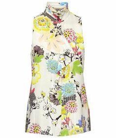 Etro - Damen Bluse #etro #flowers #blouse