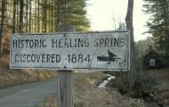 Manzer St. Spring, Mission, BC, Canada « Find A Spring