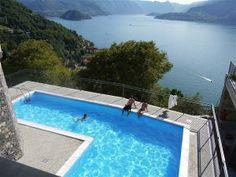 Enjoy life by the Como lake. Varenna, Italy.