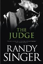 The Judge by Randy Singer: A law clerk must race against time to decipher the mysteries contained in the ancient words of Christ before her boss dies defending them.