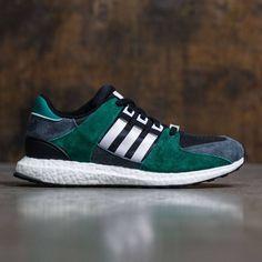 Adidas Eqt Sostegno 93 / 16 Core Nero / Bianco / Verde - Credito: