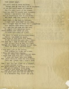 Written by Bonnie Parker (one half on the infamous outlaws Bonnie and Clyde) this is an amazing and beautiful poem | texas hideout | www.republicofyou.com.au