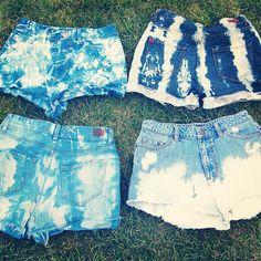 #bleach #jeans #bleachjeans