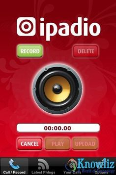 8 FREE iPhone Apps to create Podcasts |