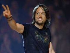 Keith Urban - oh so easy on the eyes and ears!
