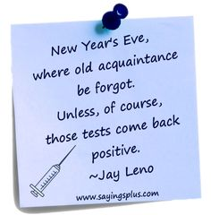 Great collection of funny new years quotes and sayings.