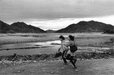 ⓒKim Ki-Chan Korean Photo, Korean People, Korean War, Historical Photos, The Past, Old Things, Photographers, History, World