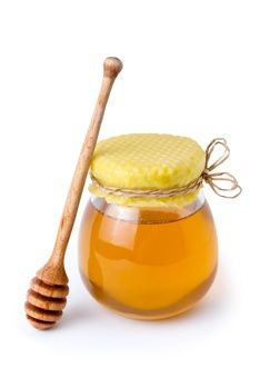 A guide to cooking with honey, including recipes for honey syrup, jams and jellies, date bread, rice pudding, muffins, and bread. Originally published as