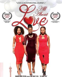 LOL so this movie is a Nigerian movie featuring these ladies. Did anyone watch it? What did you think of it?