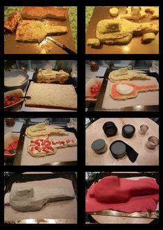 Bolo Ferrari, Ferrari Cake, Ferrari F1, Ferrari Party, 30th Birthday Cake Topper, 15th Birthday Cakes, Dinosaur Birthday Cakes, Dad Cake, Cake Kids