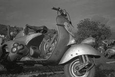 scooter vespa vintage - Google Search