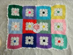 Pram Blanket BL2 by HeritageBabyCrafts on Etsy