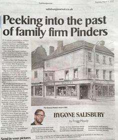 Salisbury, The Past, Thankful