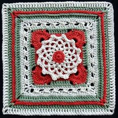 This block began with the net-like section, which was inspired by a vintage doily. While wandering the internet, looking at pictures of doilies, I ran across the story of Robert D'Oyley, a follower of William the Conqueror. He was given a grant of land in exchange for an annual payment of table mats valued at three shillings…which was probably a lot of money way back in 1066. Apparently, he paid up with mats made by the ladies of his household and, eventually, the mats acquired his…