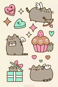 Pusheen the Cat: Valentine