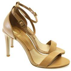 Sandália Nude 2269 Dumond by Moselle | Moselle calçados finos femininos! Moselle sua boutique de calçados online.