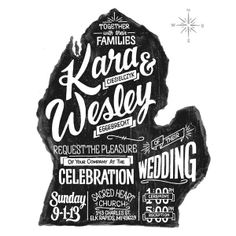 Michigan Wedding Invitation Work By House Of Phidias